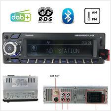 DAB+Car SUV 1Din Autoradio Stereo Audio Bluetooth MP3 Player FM AM USB TF AUX SD