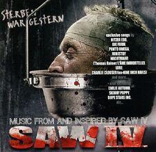 SAW IV (4) Soundtrack - CD - (Emilie Autumn, Nitzer Ebb, Skinny Puppy, Nitzer..)