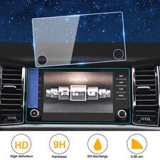 Car GPS Navigation Tempered Glass Screen Film For Skoda Kodiaq Karoq 201