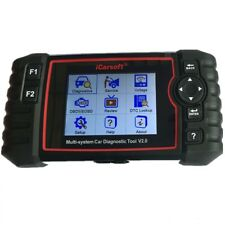 VOLKSWAGEN VW AUDI DIAGNOSTIC SCANNER TOOL ABS SRS CODE READER iCarsoft VAWS 2.0