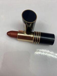 Revlon Superlustrious  Lipstick 189 Bronze Lame Tip Smudged