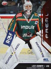 099 Leo Conti Augsburger Panther DEL 2009-10 Premium Bronze