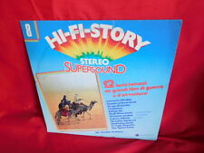 INGRID BERGMAN HUMPHREY BOGART etc OST LP 1981 ITALY EX+ Film di Guerra
