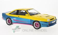 +++ Opel Manta B Mattig gelb / blau 1991 MCG  1:18  Manta Manta +++