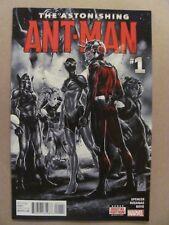 Astonishing Ant Man #1 Marvel Comics 2015 Series 9.6 Near Mint+