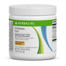 New listing NEW Herbalife Prolessa Duo 7 Day Hunger Control Formula 1 Fat Reduction 2.6oz