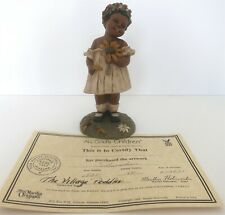 "New ListingAll God'S Children 7"" Sunshine Figurine W/ Coa & Box"