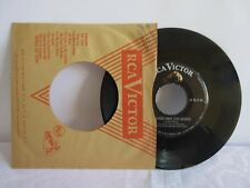 "LOS CUATRO HERMANOS SILVA -LA FLOR DE CANELA- MEXICAN 7"" SINGLE CS LATIN FOLK"