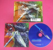 CD PAUL DI ANNO'S KILLERS Screaming Blue Murder 2002 Uk no lp dvd mc vhs (CS55)