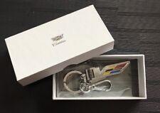 NEW Caddy CADILLAC V KEYCHAIN KEY RING KEYRING With Logo Gift Box