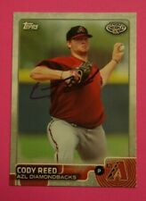 2015 Topps Pro Debut, AZL Diamondbacks - CODY REED - autographed