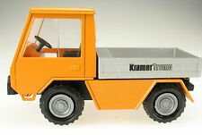 NZG 300 - Kramer Tremo - mit Kipper - Multicar - 1:35 - Model Car Modellauto