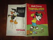 WALT DISNEY ALBO D'ORO N°28 TOPOLINO E IL CERVELLO ELETTRONICO 1953