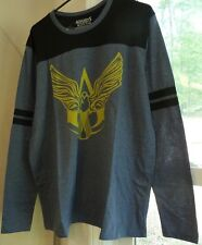 Loot Crate Gaming Assassin's Creed Jackdaw Crest T-shirt XL, Mythic, Black Flag
