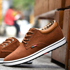 Men Suede Increased within 5.5cm Sneaker Sporting Casual Elevator Shoes