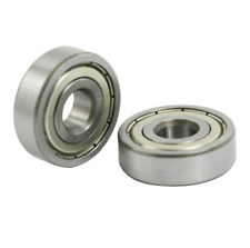 (4pcs) Ball Bearings S698ZZ (8x19x6mm) Stainless Steel Deep Groove Bearings