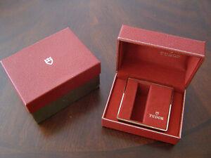 Vintage Early 80s Rolex Tudor Box Set Snowflake Sub, Monte Carlo, Chronograph