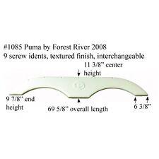 Puma RV  Fender Skirt Fiberglass  #1085 Taupe **SEE DESCRIPTION**