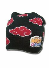 Naruto Shippuden Akatsuki Clouds Officially Licensed Knit Beanie