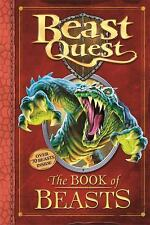 Beast Quest: The Book of Beasts by Adam Blade (2015, Paperback)