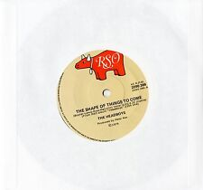 """The Head Boys - The Shape Of Things To Come 7"""" Vinyl Single 45rpm Record 1979 NM"""