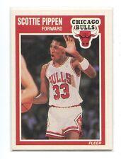 1989-90 Fleer #23 Scottie Pippen Chicago Bulls NM-Mint SET BREAK