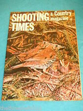 SHOOTING TIMES AND COUNTRY MAGAZINE - MAY 26 1977
