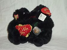 Gorilla Hugging Couple Love Valentine Goffa Plush Soft Toy Stuffed Animal 7""