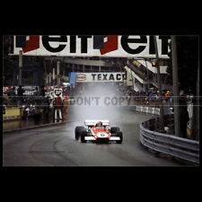 Photo A.008906 JACKY ICKX PILOTE GP F1 1972 FORMULE 1 GRAND PRIX