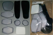 CMS Professional Assorted Foot Shoe Boot Pads And Sport Plastic Shin Guards New