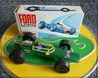 Clifford Lotus 33 F1 Jim Clark Telsalda Lucky Toys Plastic Mint Boxed Green