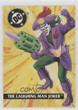 1994 SkyBox Kenner Legends of Batman Promo #K22 The Laughing Man Joker Card 0b0