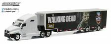 GREENLIGHT 1:64 HOLLYWOOD THE WALKIND DEAD TV SERIES KENWORTH T2000 DEAD HAULER