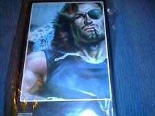 SIDESHOW 1/6 SCALE SNAKE PLISSKEN  FROM T MOVIE COLLECTORS FIGURE NEW 100219)