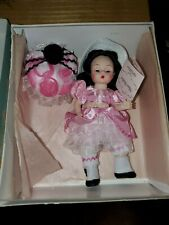 Madame Alexander Miss Muffet 8 In Doll 61800 - With Worn Box