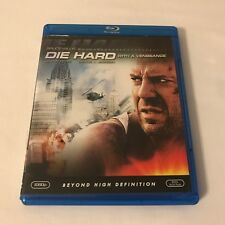 Die Hard with a Vengeance (Bluray, 1995) FREE SHIPPING [BUY 2 GET 1 FREE]