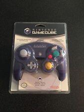 GameCube Controller Indigo Purple Brand New Factory Sealed