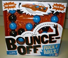 Bounce-Off Game It's the ultimate head-to-head competition game! New In Box