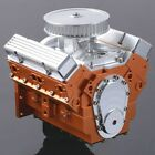 RC4WD 1/10 Faux V8 Scale Engine Fits 540 Motor Inside for RC Crawler Trail Truck