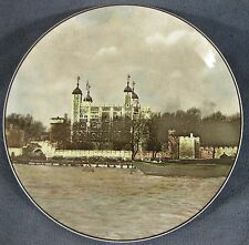 Royal Doulton Historical Britain Tower Of London Collector Plate Tc1030 England