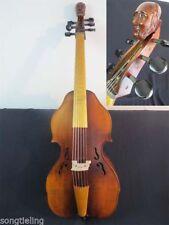 "Baroque style SONG Brand Maestro 6 string 25 1/2"" viola da gamba,viol #11071"