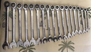*NEW* Craftsman Ratchet Wrench Set ~ 18 Piece Set