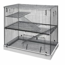 Lb Wire Rodent Cage Dbl 72x45x68cm