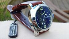 NEW Marina Militare Pagani Design Automatic Brown band PD2716WRG