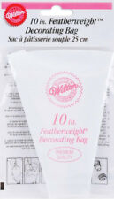 """Wilton Featherweight Decorating Bag Lightweight Strong Polyester 10in 25cm 10"""""""