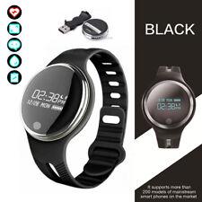 E07 Smart Watch for android IOS IP67 BT 4.0 Smartband Sport Fitness Tracker BPU