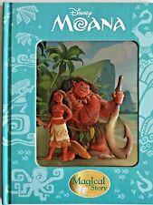 """Disney """"MOANA"""" magical story hardback NEW!!!!"""