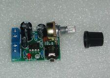 LM386 Audio HIFI Power Amplifier Board DC 3V~12V  module  with 3.5mm jack