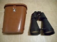 Vintage Novatron 20 x 80 Binoculars in original case