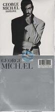 George Michael Fastlove CD SINGLE neuf new neu card sleeve